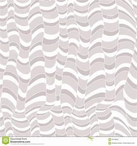 Seamless Pattern Of Lines. Striped Wallpaper. Cartoon ...