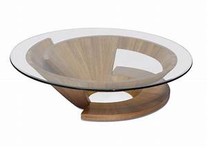 Coffee table glass circle coffee table metal base round for Glass top circle coffee table