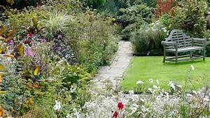 Terrasse En Anglais : le jardin anglais d 39 un manoir du sussex histoire fleurs et potager c t maison ~ Preciouscoupons.com Idées de Décoration