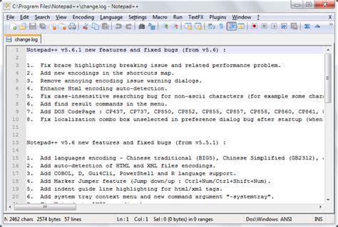 bureau linux télécharger notepad 5 9 8