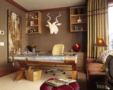 Masculine Home Office Decorating Ideas by Designing A Masculine Home Office