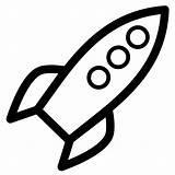 Rocket Coloring Pages Clipart Clipartbest Ship Colouring Clip Space Spaceship sketch template