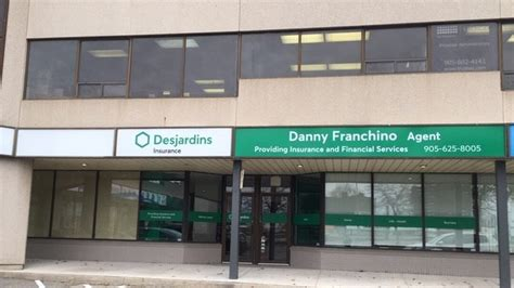 Franchino insurance is in the sectors of: Danny Franchino Desjardins Insurance Agent - Mississauga, Canada
