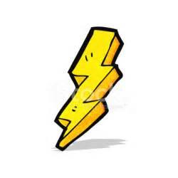 Cartoon Lightning Bolt Clip Art