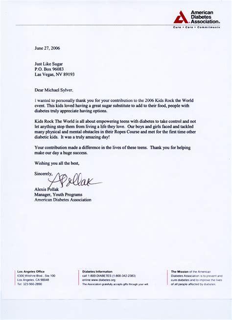 business letter sle informational letters benjaminimages