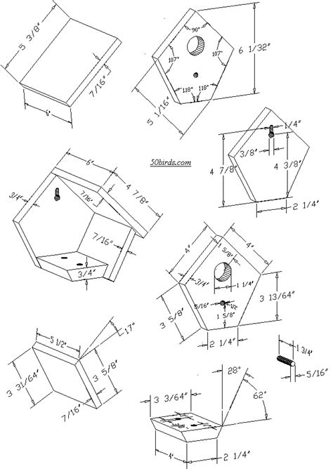 wren house plans wood work plans pinterest wren