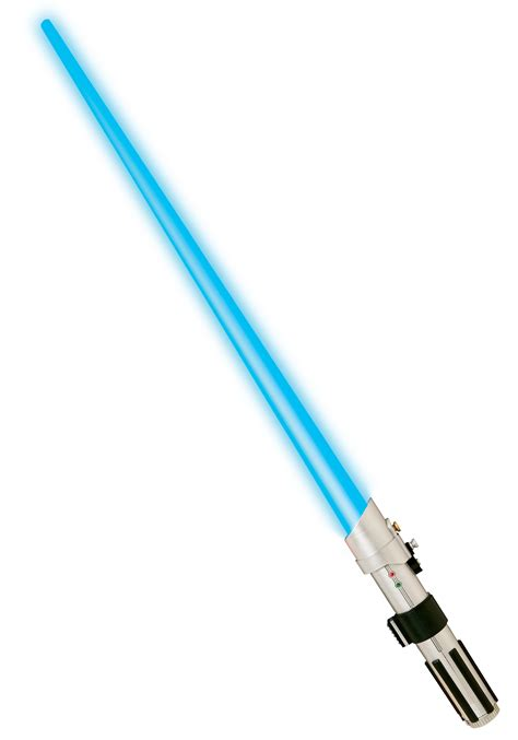 electric breaker types luke skywalker blue lightsaber jedi wars