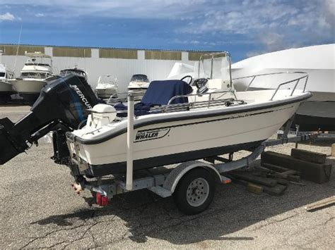 Boston Whaler Dauntless Boats For Sale by Boston Whaler Dauntless 16 Boats For Sale Boats
