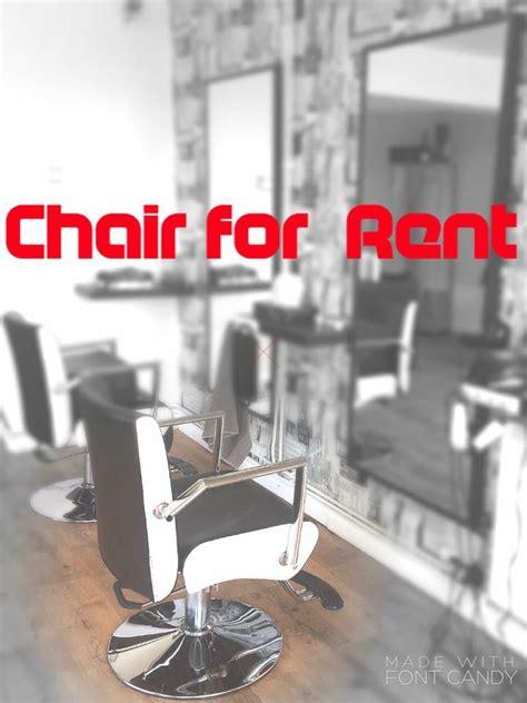 chair to rent barber barbering vacancies uk
