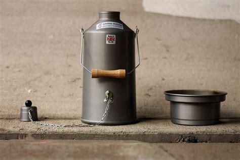 kettle camping ghillie water kettles fire fast boils gear boil gearjunkie inside trib