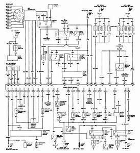 91 Camaro  Z28  Wiring Harness  Wiring Diagram  Engine