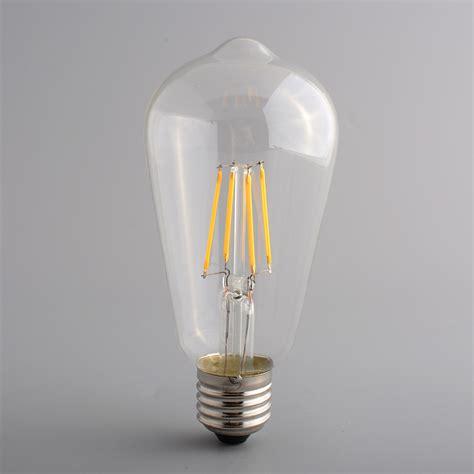 vintage led light bulbs vintage retro edison e27 bright led filament home light