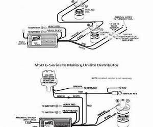 Msd 6a Wiring Diagram Gm Cleaver Msd Ignition Wiring
