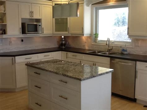 laminate kitchen island tops sle picturing showing basalt slate perimeter granite 6774
