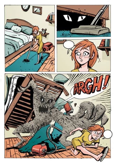 dust monsters under the bed page 1 by nonamefox on