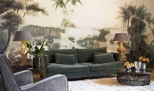 Papier Peint Ananbo : galerie ananb papiers peints panoramiques ~ Melissatoandfro.com Idées de Décoration