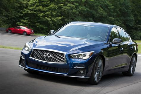 2018 Infiniti Q50 Red Sport 400 First Drive Review