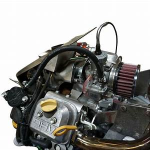 Carb Kit Single Horizontal Vanguard 21 To 23 Hp