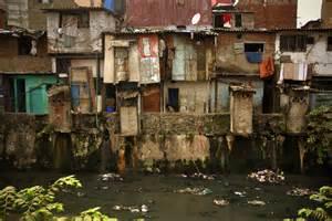 Mumbai India Slums