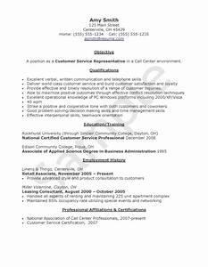 resume sample customer service call center resume With call center customer service representative resume