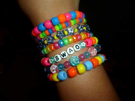 pony bead bracelets beads crafts diy projects names