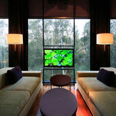 Living Room Design Tv In Front Of Window by Tv In Front Of Window Design Ideas Tv Tv Stand In