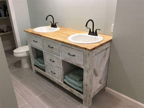 bathroom vanity farmhouse style farmhouse bathroom vanity ideas tedx bathroom design