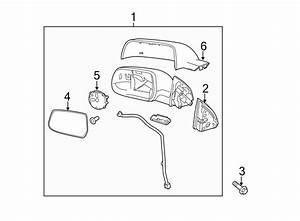 Chevrolet Equinox Door Mirror  Replace  Repair