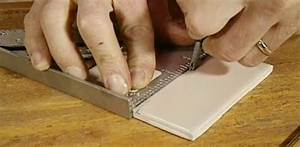 How to cut ceramic tile with a glass cutter today39s for How to cut ceramic floor tile
