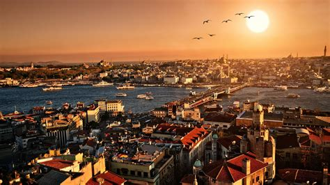 Istanbul City In Turkey Sightseeing And Landmarks