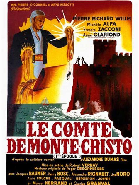 affiche du le comte de monte cristo affiche 1 sur 1 allocin 233