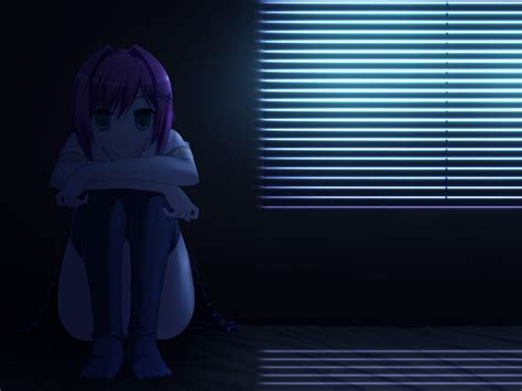 Lonely Anime Wallpaper - lonely anime 1600x1200 wallpaper high quality