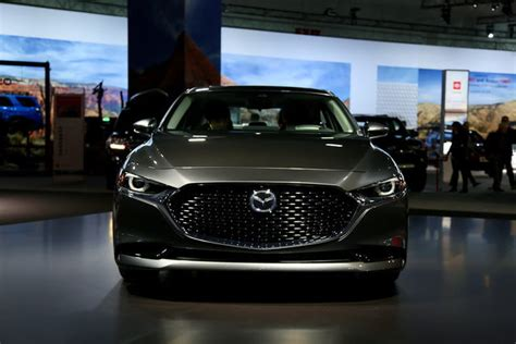 Mazda Skyactiv Diesel 2020 by 2020 Mazda3 Announced With Fuel Efficient Skyactiv X