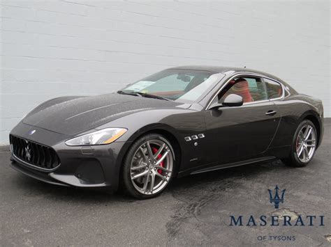 Maserati Price New by New 2018 Maserati Granturismo Sport 2dr Car In Vienna