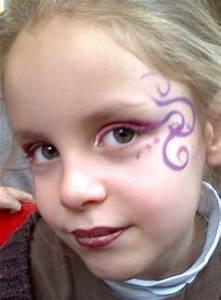 Maquillage Simple Enfant : enfants sandrine lacroix slharley ~ Melissatoandfro.com Idées de Décoration