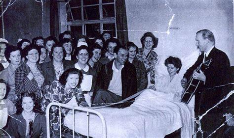 bristol hospital surprise youve   visitor frank