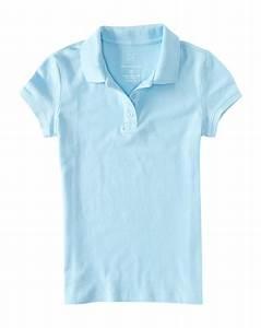 aeropostale kids ps girls' solid uniform piqu polo shirt ...