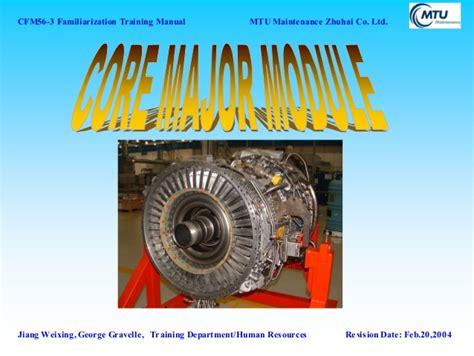 Cfm56 3-core Majormodule