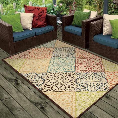 affordable outdoor rugs indoor outdoor rugs on sale