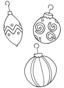 tree ornament coloring pages coloring home