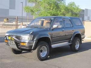 Classic 1991 Toyota Hilux Surf 2 4l 4 Cyl Turbo Diesel 2l
