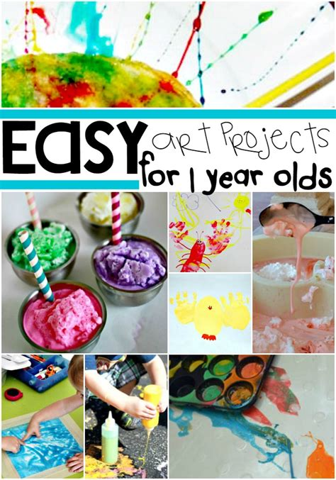 easy art projects    year  page