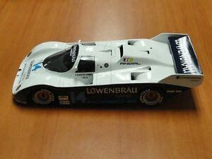 "Porsche 962 c #003bm ""hydro aluminium, romue models rm013k. PORSCHE 962 C 1986 1/12 BIG SCALE RESIN MODEL KIT | eBay"