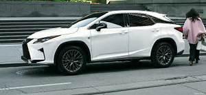 Lexus RX: Description of the model, photo gallery
