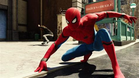 suit powers  spider man ps