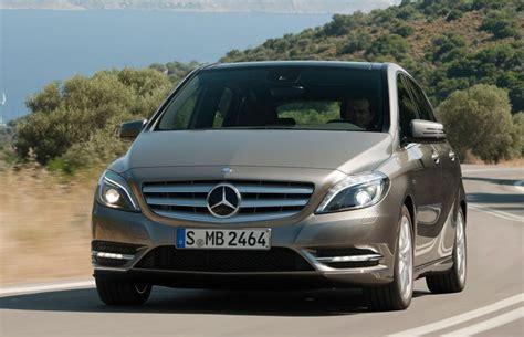 Mercedes B klase Minivens 2011 - 2014 atsauksmes ...