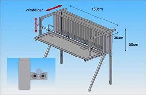 Edelstahl Grill Bauanleitung : grill f r spanferkel selber bauen kleinster mobiler gasgrill ~ Sanjose-hotels-ca.com Haus und Dekorationen