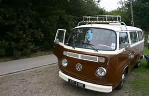 1974 Vw Camper Van