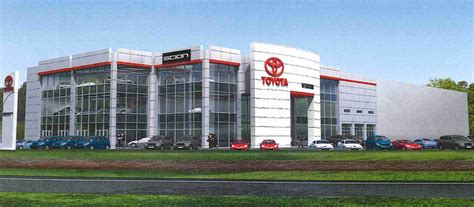 Woburn Toyota Service by Maggiore Construction To Complete 16 Million