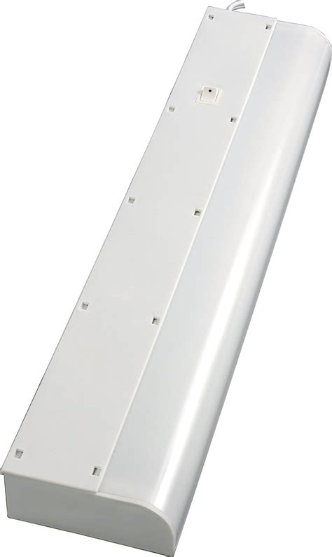 18inch basic fluorescent light fixture 16466 cabinet